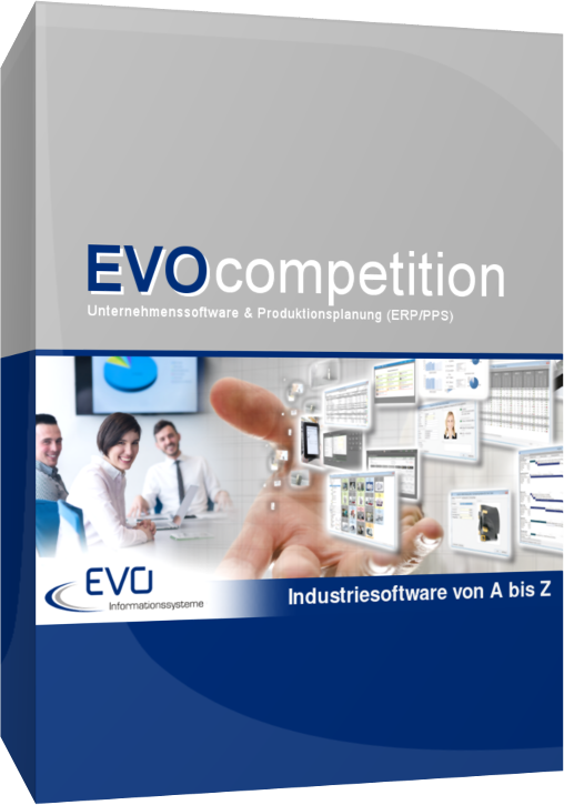 Leasing EVOcompetition 3+1 User-version inkl. Maint.