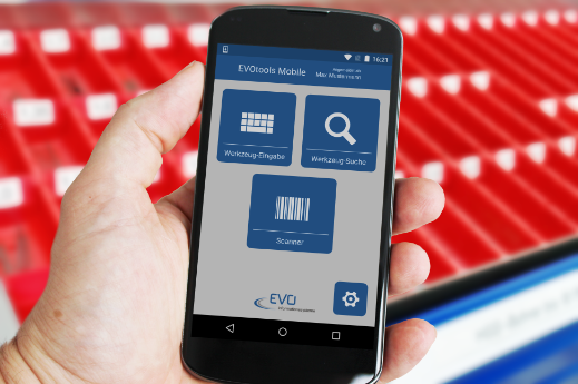 Option EVOtools Mobile Client Access