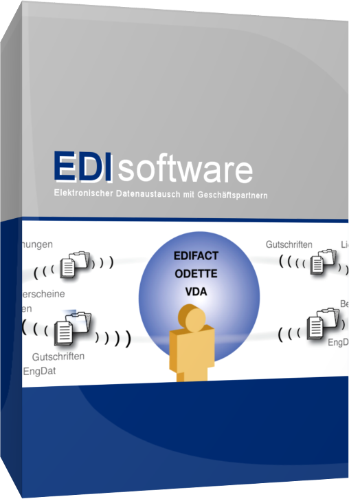 EDI-Software CAD-Daten OFTP2 EVOlution5